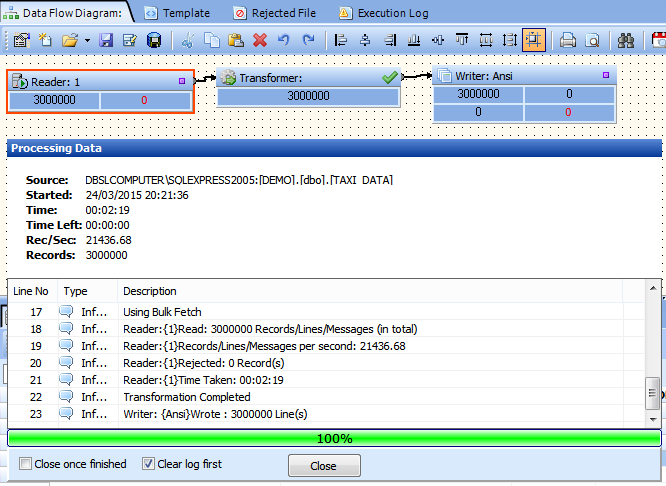 Extract Data From SQL Server OLD Version