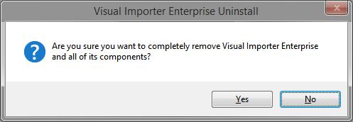 Enterprise | Visual-Importer-ETL | Table
