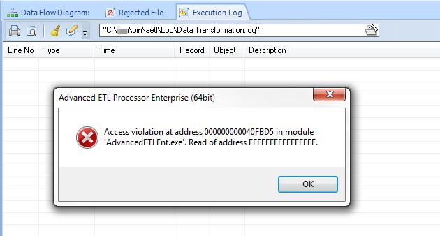 Access Violation Errors - Forum