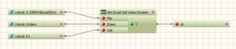 Get Excel Cell Value Dynamic